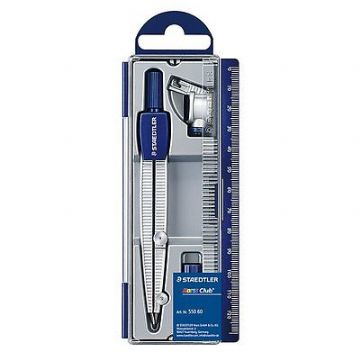 STAEDTLER NORIS CLUB PRECISION SCHOOL COMPASS (550 60)